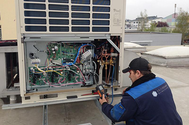 Klimaanlagen-Muenchen-Bayern-Kaeltetechnik-Klimatechnik-Montage-Service